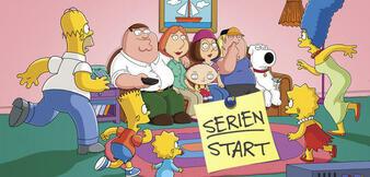 Family Guy vs. Die Simpsons