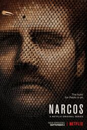 Narcos Staffel 2 - Poster