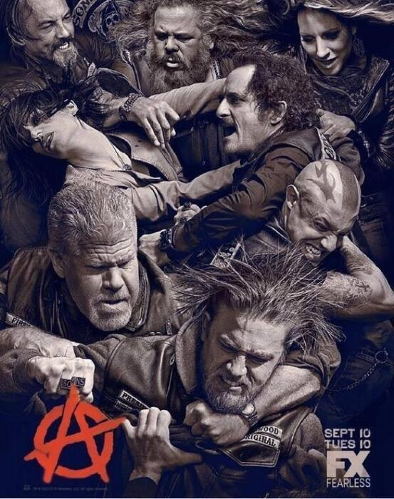 Sons Of Anarchy Staffel 7