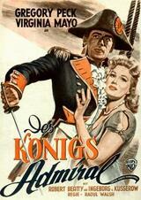 Des Königs Admiral - Poster