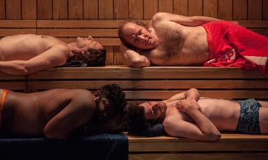 Ein Becken voller Männer mit Mathieu Amalric, Félix Moati, Balasingham Thamilchelvan und Philippe Katerine - Bild 2