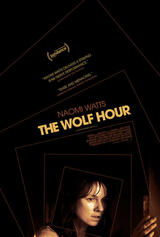 The Wolf Hour - Poster