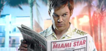 Dexter: Miami Ade - Hallo, New York?