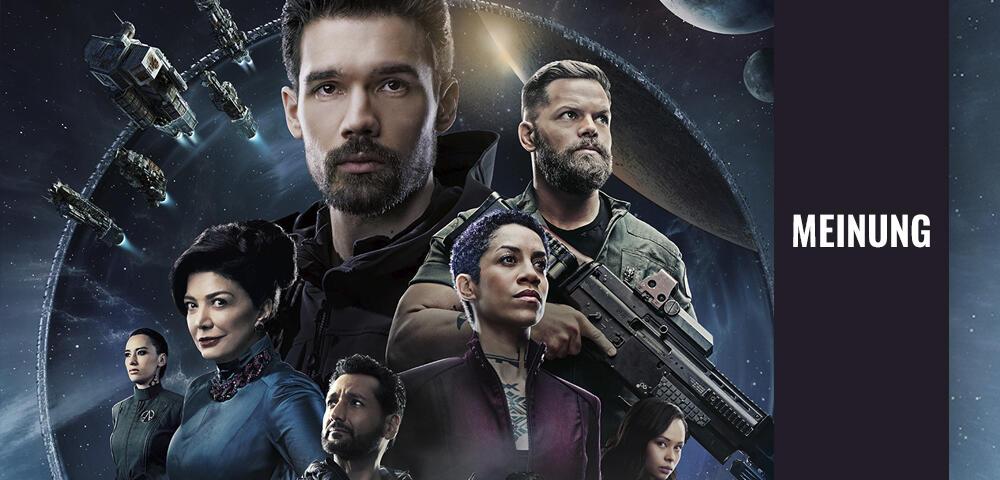 Bei Amazon: The Expanse ist die beste echte (!) Sci-Fi-Serie der letzten 10 Jahre