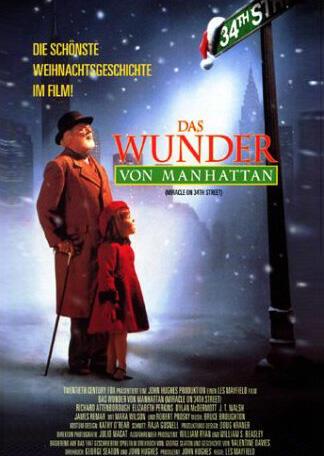 Das Wunder Von Manhattan Imdb