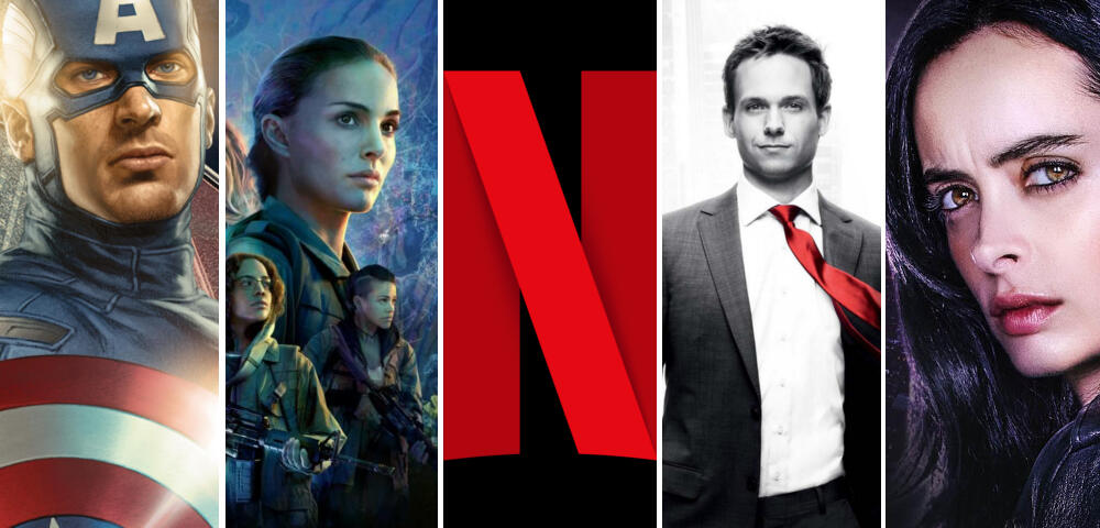 Neu auf Netflix im März - Diese Filme & Serien sind im Angebot