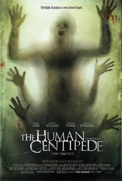 Human Centipede Der Menschliche Tausendfussler Film 2009 Moviepilot De