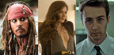 Johnny Depp, Amy Adams, Edward Norton
