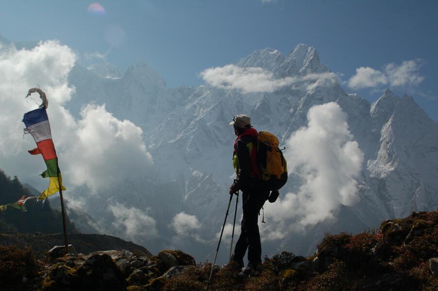 Manaslu - Der Berg der Seelen