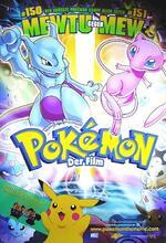 Pokémon - Der Film Poster