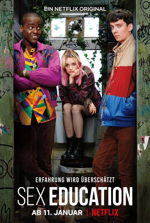 Sex Education Serie 2019 Moviepilotde