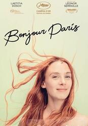 Bonjour Paris Poster