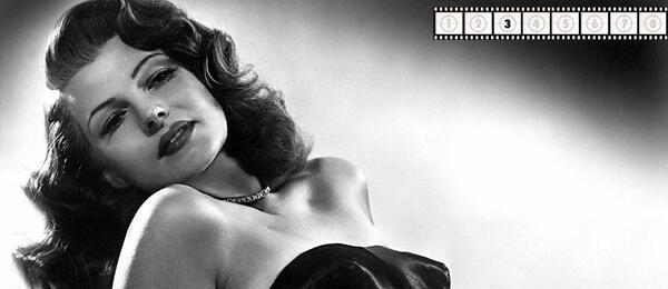 Rita Hayworth als Gilda