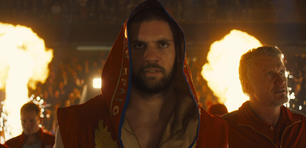 Creed II mit Florian Munteanu