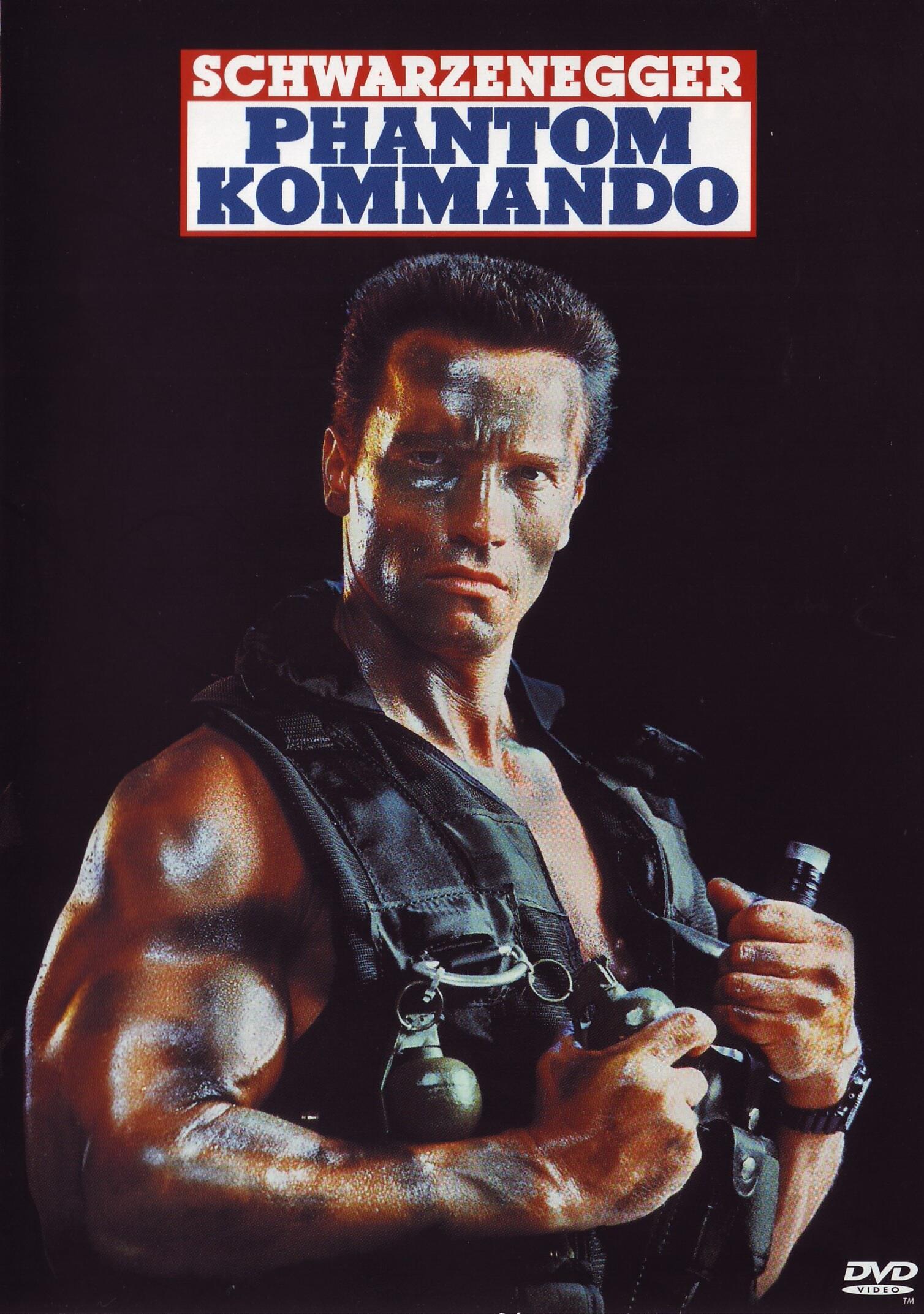 das phantom kommando - Arnold Schwarzenegger Lebenslauf