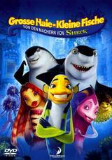 Große Haie - Kleine Fische - Poster