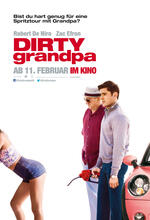 Dirty Grandpa Poster