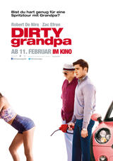 Dirty Grandpa - Poster