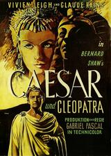 Cäsar und Cleopatra - Poster