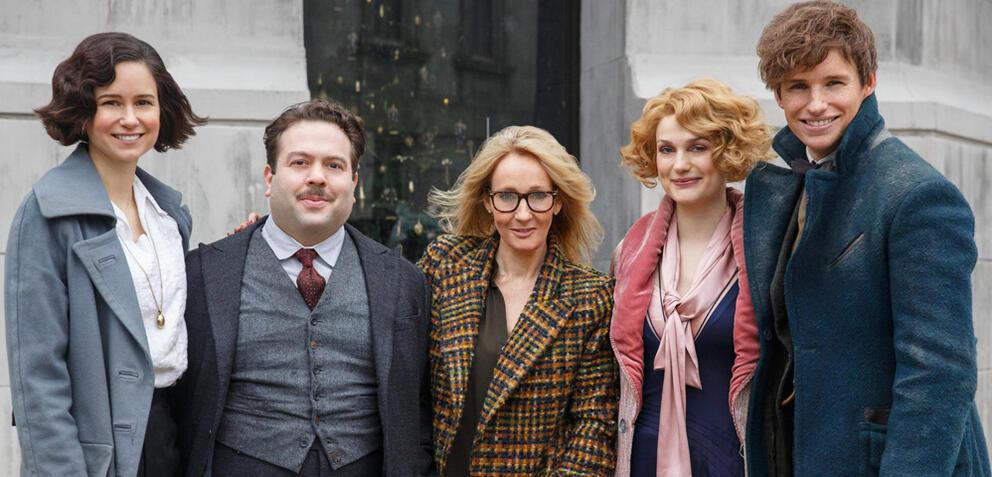 Nackt Joanne  K Rowling J.K. Rowling