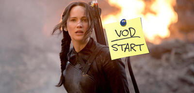 Jennifer Lawrence in Mockingjay Teil 1