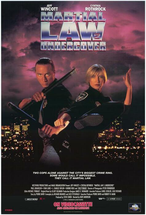 Martial Law II: Undercover - Bild 1 von 1
