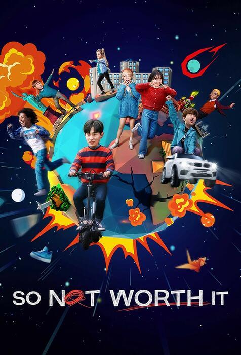 So Not Worth It, So Not Worth It - Staffel 1
