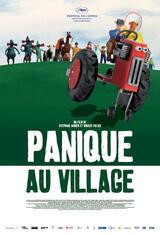 Panik in der Pampa - Der Film - Poster