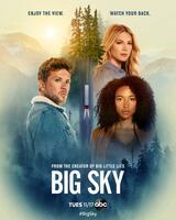 Big Sky - Poster