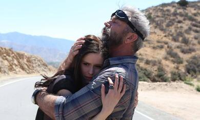 Blood Father mit Mel Gibson und Erin Moriarty - Bild 9