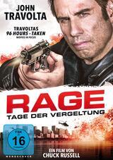 Rage - Tage der Vergeltung - Poster