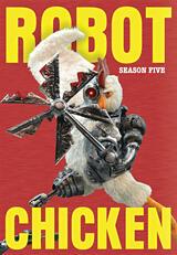 Robot Chicken - Staffel 5 - Poster