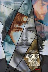 Monster Inside: Die 24 Gesichter des Billy Milligan - Poster