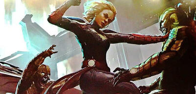 Captain Marvel-Conceptart