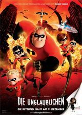 Die Unglaublichen - The Incredibles - Poster