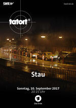Tatort: Stau Poster