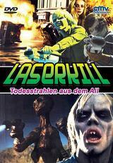 Laserkill - Todesstrahlen aus dem All - Poster