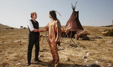 Winnetou - Der Mythos lebt mit Wotan Wilke Möhring und Nik Xhelilaj - Bild 3