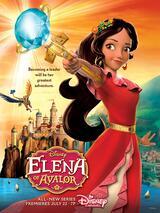 Elena von Avalor - Poster