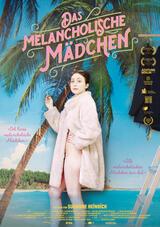 Das melancholische Mädchen - Poster
