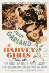 The Harvey Girls - Poster