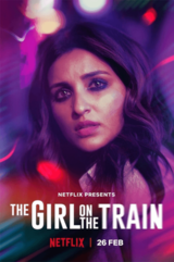 The Girl on the Train - Poster