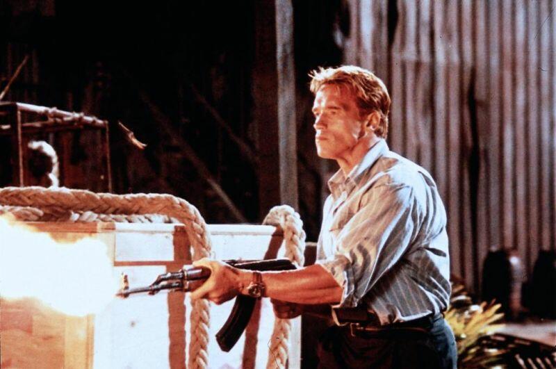 True Lies - Wahre Lügen mit Arnold Schwarzenegger
