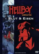 Hellboy Animated - Blut & Eisen - Poster