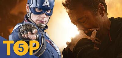 Nur die Stärksten können Thanos überleben
