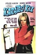 Karate Girl - Poster