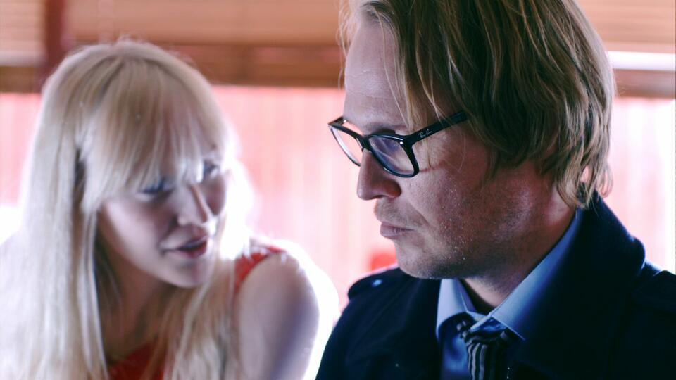 Reykjavik mit Tanja Björk und Atli Rafn Sigurðsson