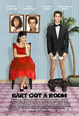Bart Got a Room - Poster