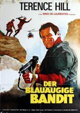 Der blauäugige Bandit - Poster