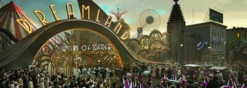 Das Dreamland in Dumbo